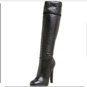 Jessica Simpson Knee High Black Boots, Sz6.5